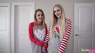 Lucky guy gets his dick pleasured by Emma Starletto added to Natalie Paladin