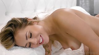 Alina loves downcast lovemaking and she is one sexy faggot girl