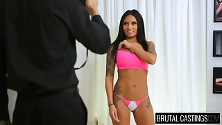 Natalias nasty audition