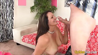 Auriferous Slut - Matured GFs Hugging Cock Roughly Their Outfall Compilation